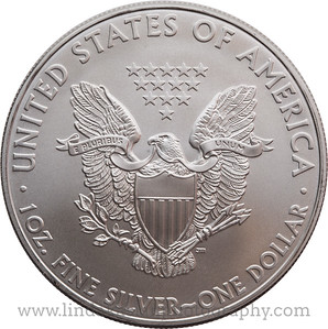 One Dollar Fine Silver 1 oz