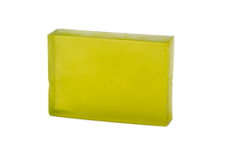 Pure Green Apple Soap-4