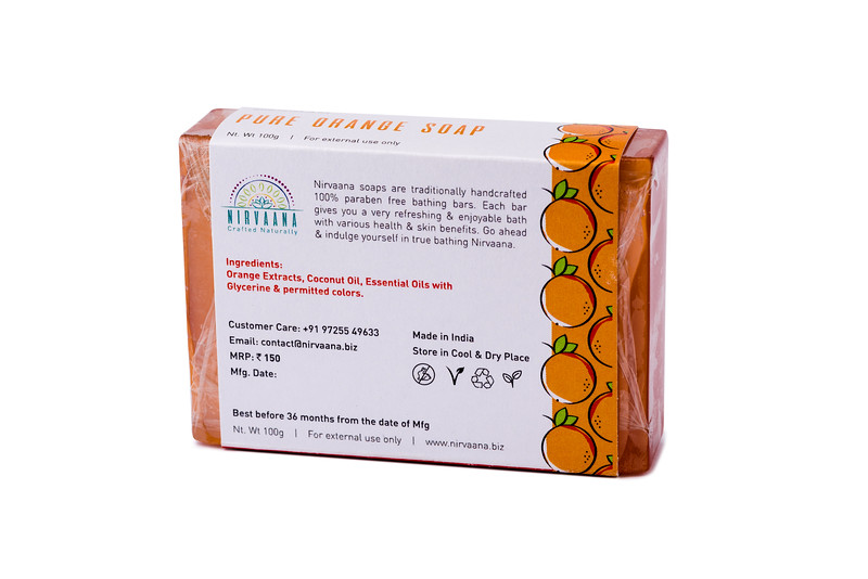 Pure Orange Soap-3