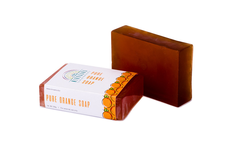 Pure Orange Soap-5