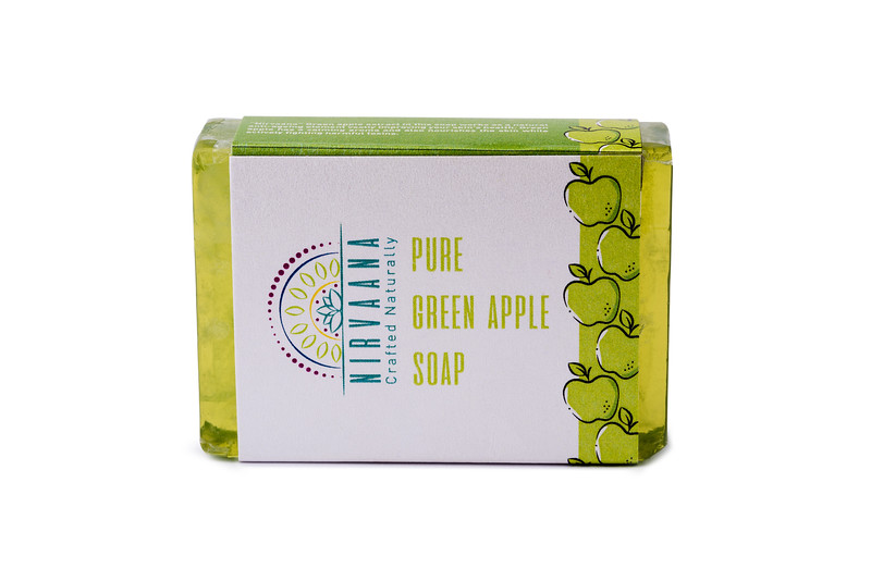 Pure Green Apple Soap-1