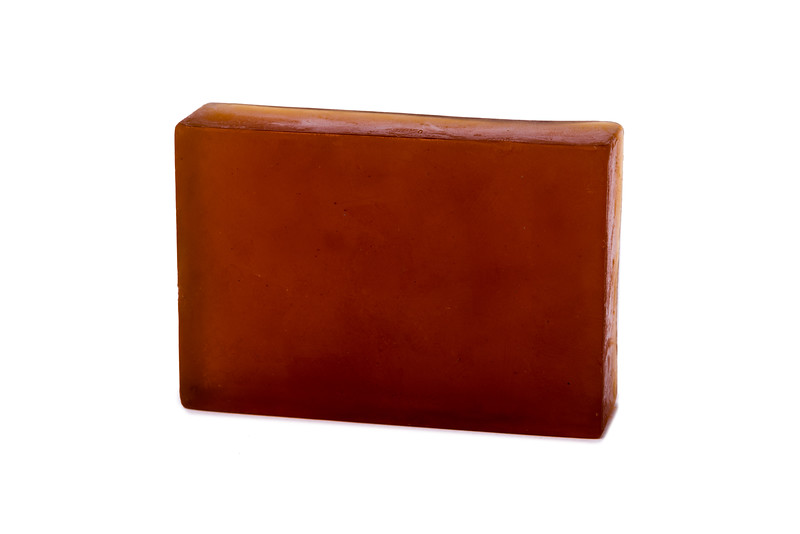 Pure Orange Honey Soap-4