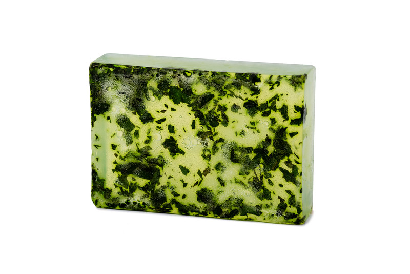 Pure Aloe Neem Soap-4