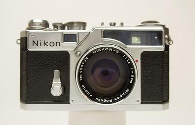 Nikon SP