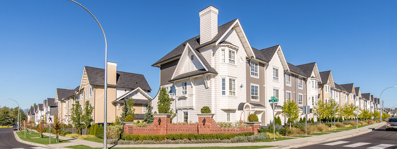 Real Estate Neighborhood Images