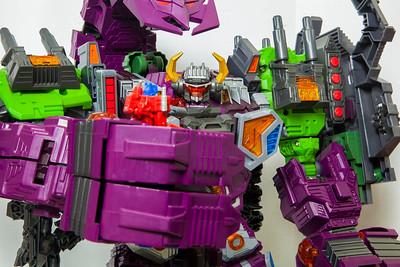 Scorpnok vs. Optimus Prime