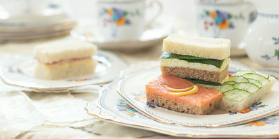 """The English Afternoon Tea Sandwich Collection"""