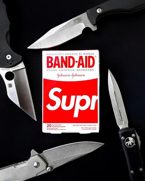 Supreme X Band-Aid Brand