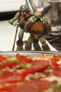 Donatello & Michaelangelo