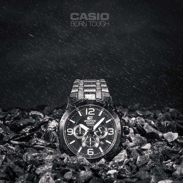 Casio | Born Tough