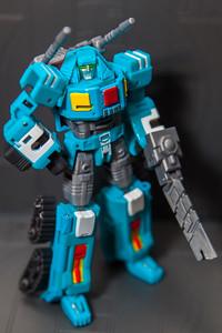 Machine Robo Series 04: Tank Robo