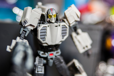 Machine Robo Series 03: Eagle Robo