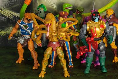 The Snake-Men