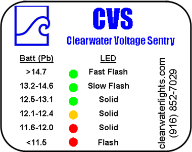 Clearwater Voltage Sentry