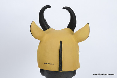 The SpeedGoat Hat™ is made of closed cell PU foam which is light weight, soft, and firm yet flexible.