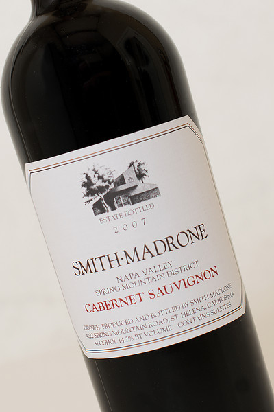 2007 Cab - Front Lable