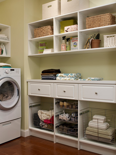 laundry closetmaidmediakitlaundry room with closetmaid mastersuite in white