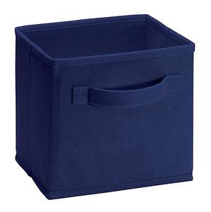 ClosetMaid Cubeicals Mini Fabric Drawer in Blue