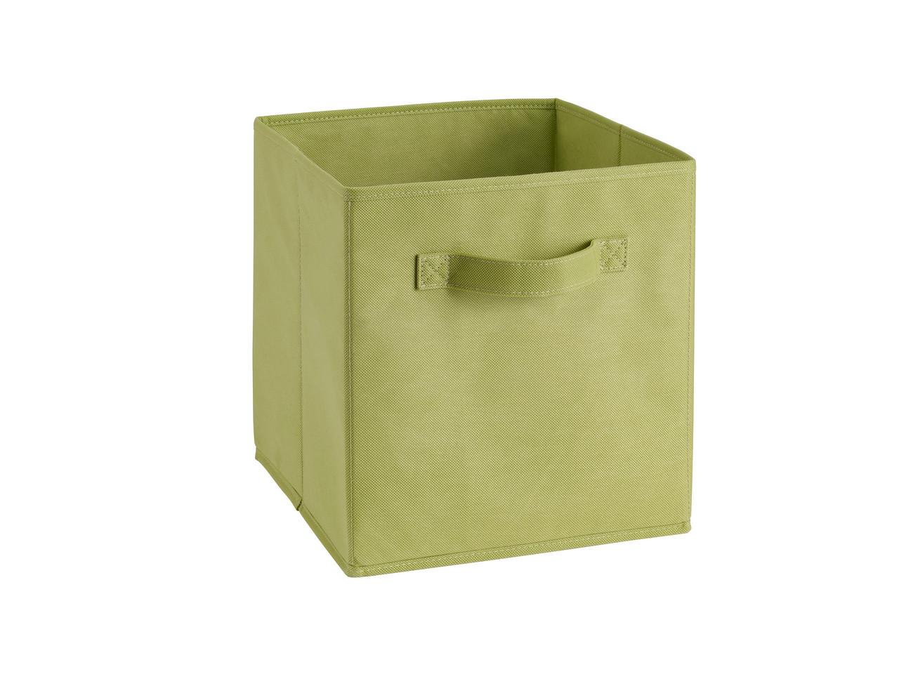 ClosetMaid Cubeicals Fabric Drawer in Kiwi Green