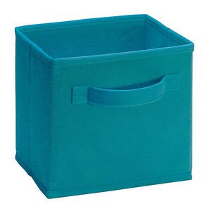 ClosetMaid Cubeicals Mini Fabric Drawer in Ocean Blue