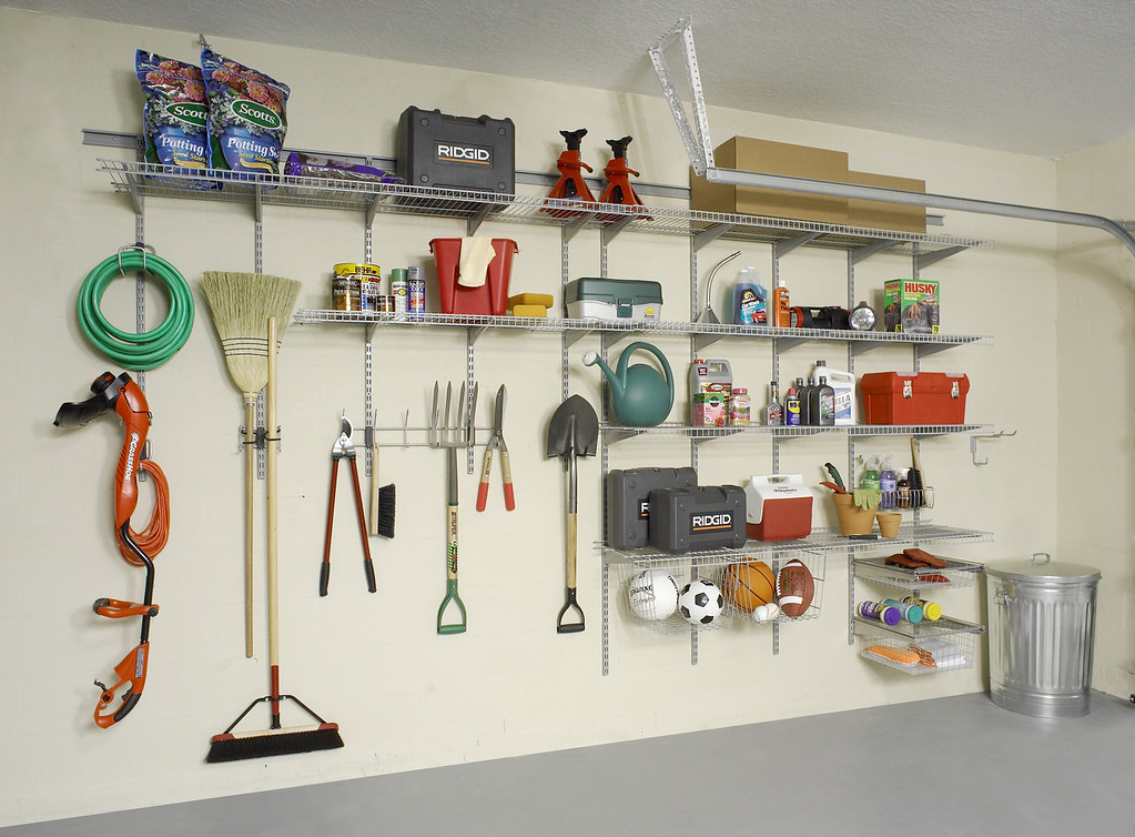 Garage closetmaidmediakit solutioingenieria Image collections