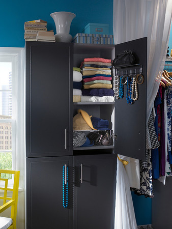 ClosetMaid Maximum Load cabinet in Grey