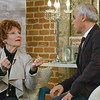Marion Ross with Herbie J. Pilato