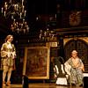 Sam Crane, Mark Rylance<br /> <br /> Farinelli and the King<br /> Belasco Theatre<br /> <br /> CAST & CREATIVE<br /> <br /> Cast<br /> <br /> King Philippe V of Spain Mark Rylance<br /> Farinelli Sam Crane<br /> John Rich Colin Hurley<br /> Farinelli Singing Voice Iestyn Davies<br /> Isabella Farnese Melody Grove<br /> Doctor Jose Cervi Huss Garbiya<br /> De La Caudra Edward Peel<br /> Creative<br /> <br /> Written by Claire van Kampen<br /> Director John Dove<br /> Set Designer Jonathan Fensom