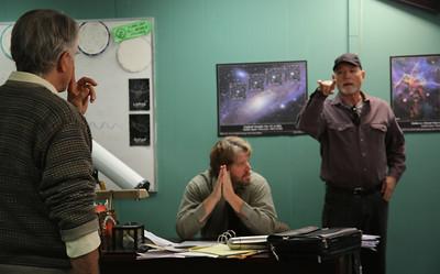 Mark Hein, John Stephenson, Addison Randall