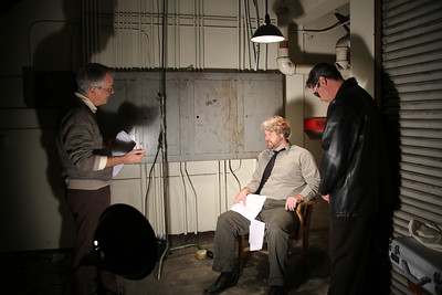 Mark Hein, John Stephenson, Greg Thompson