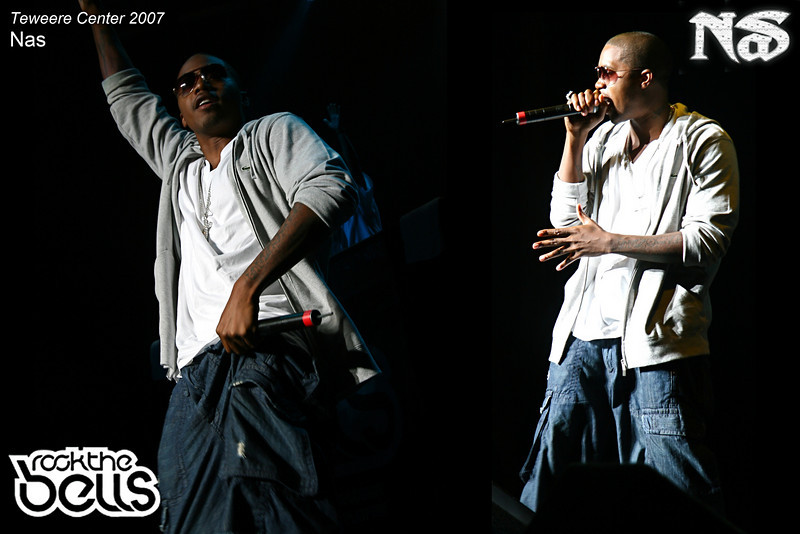 Nas_On Stage