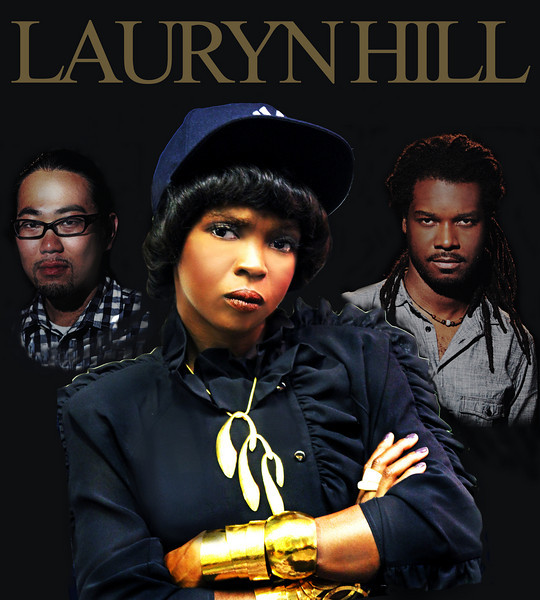 LAURYN HILL & 2 Guitarist