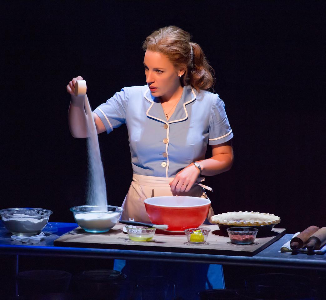 """Jessie Mueller in """"Waitress"""" (2015)"""