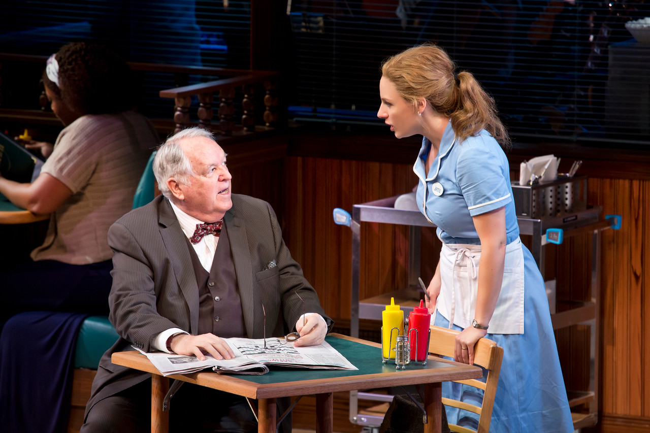 """Waitress"" / Broadway 2016"