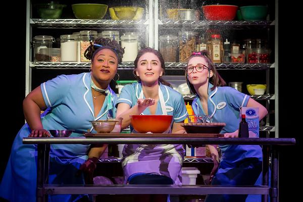 """""""Waitress"""" / Broadway 2017"""
