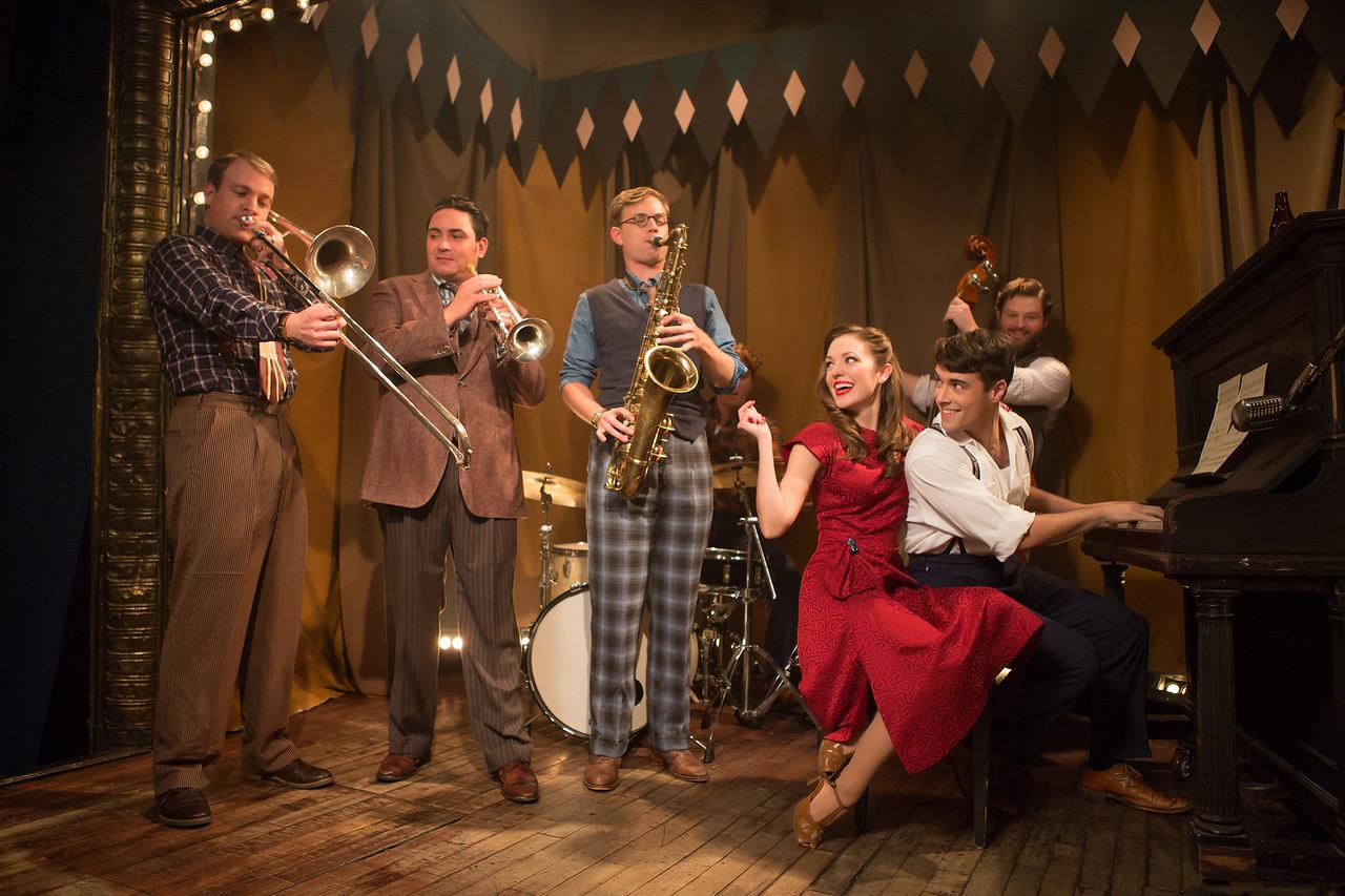 """Bandstand"" / Broadway 2017"