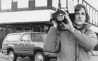 A young Tom Krohn