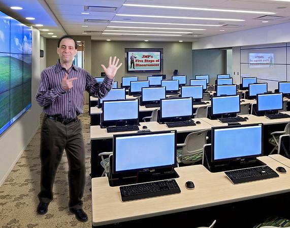 JMP, Classroom