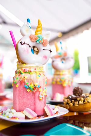 Unicorn Milkshake