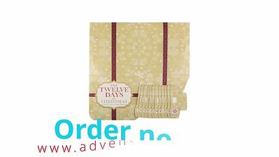 Advent Gift jewellery Box