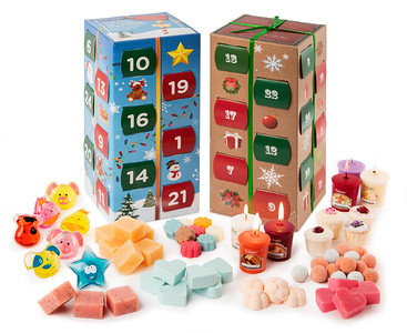Advent Calender Soap Box