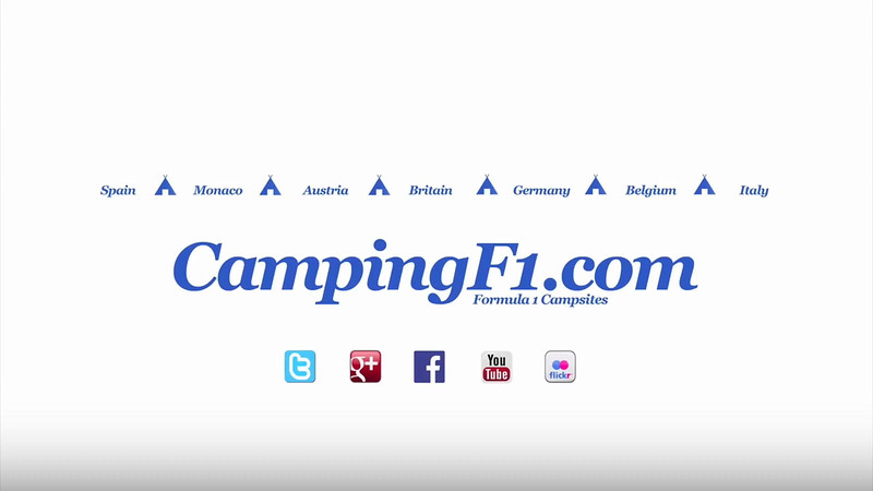 Camping F1 Video