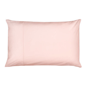 Hampton & Astley Pink Single Pillow