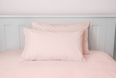 Hampton & Astley Pink Pillows v2