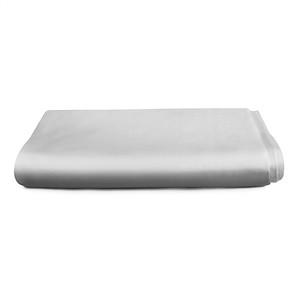 Hampton & Astley Silver Bedding Single Sheet 1024
