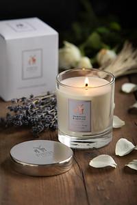Bergamot, Rose & Lavender Lifestyle