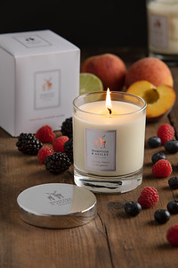 Berries, Peach & Bergamot Lifestyle