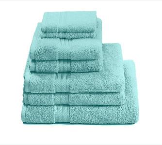 H&A Aqua Towel Stack