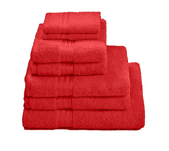 H&A Red Towel Stack