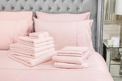 Pink Bedding Lifestyle